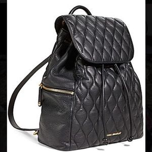 VERÁ BRADLEY Amy quilted leather backpack